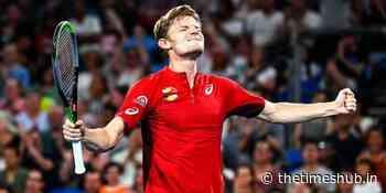 ATP Montpellier: Alexander Bublik vs David Goffin live streaming free - The Times Hub