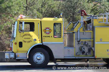 Lantzville to pay duty chief firefighter for weekend work - Nanaimo News Bulletin