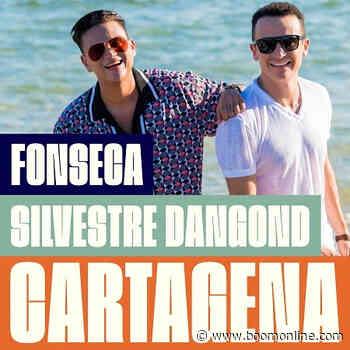 """FONSECA y SILVESTRE DANGOND presumen lo mejor de Colombia con su sencillo y video """"CARTAGENA"""" - Boom!"""