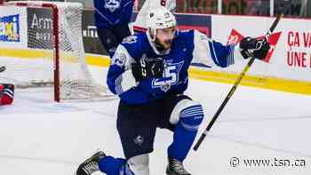 Rimouski Oceanic forward Pare playing for more than a championship - TSN