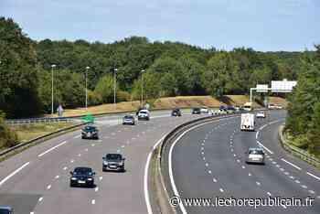 Un camion se renverse sur l'A11 entre Chartres est et Ablis, en direction de Paris : la circulation est rétablie - Chartres (28000) - Echo Républicain