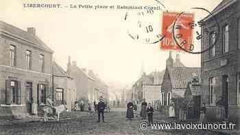 Libercourt avant, après : en 1910, la rue Cyprien-Quinet s'appelait Grand'rue - La Voix du Nord