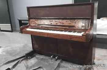 Villebon-sur-Yvette : venez écouter et dévorer un piano en chocolat - Le Parisien
