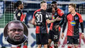 """Gerald Asamoah: Nach Rassismus-Eklat um Jordan Torunarigha """"einfach nur noch"""" angewidert - Sportbuzzer"""