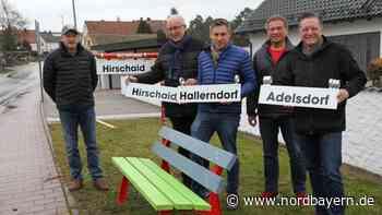 Hallerndorf: Mit Mitfahrbänken Hin und Weg - Nordbayern.de