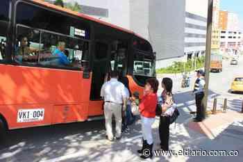 Vuelven las rutas de buses al sector de Guayabal - El Diario de Otún