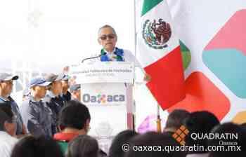 Universidad Politécnica restaura unidad en Nochixtlán: Baltazar Cisneros - Quadratín Oaxaca