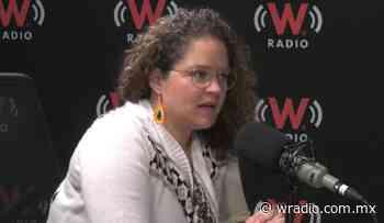 Brigadas de búsqueda hacen trabajo del Estado: Ixchel Cisneros - W Radio México