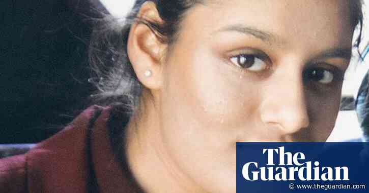 Shamima Begum loses first stage of appeal against citizenship removal