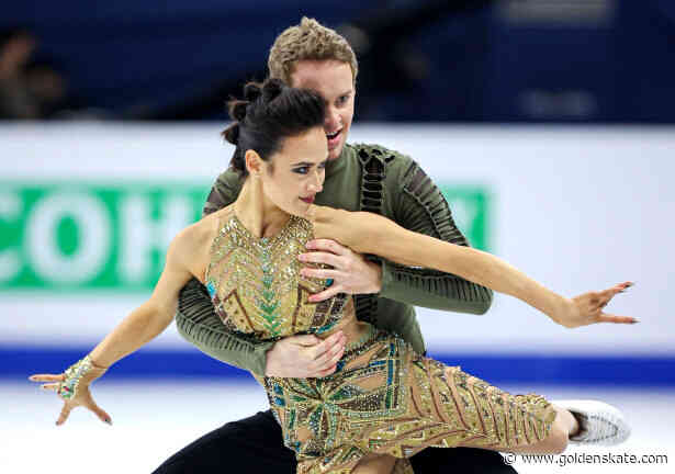 Chock and Bates defend title at Four Continents