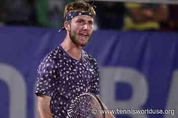 ATP Cordoba: Corentin Moutet downs Guido Pella. Cristian Garin and Pablo Cuevas win - Tennis World USA