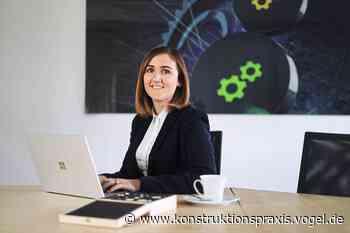 Anna Sembach steigt in die Geschäftsleitung ein - Konstruktionspraxis