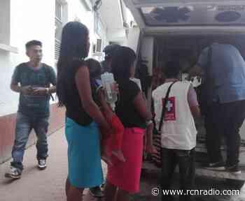 En hospital de Quibdó, se recuperan niños indígenas del Bajo Baudó - RCN Radio