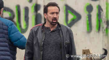 Nicolas Cage Starts Filming 'Wally's Wonderland' in Atlanta