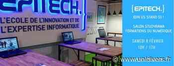 Salon Studyrama Sup'Alternance CITÉ des échanges 8 février 2020 - Unidivers