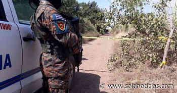 Nacionales 2020-02-06 Asesinan a un hombre al interior de una vivienda en Guatajiagua, Morazán - Solo Noticias El Salvador