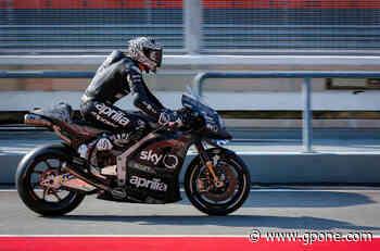 MotoGP, A.Espargarò: Ringrazio Aprilia e gli uomini di Noale. Una rivoluzione - GPone