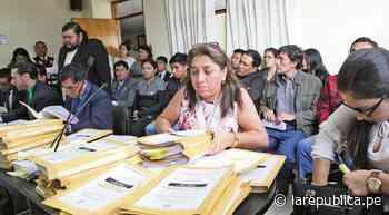 Chiclayo: controversía en Fiscalía por situación penitenciaria de reo Willy Serrato - LaRepública.pe