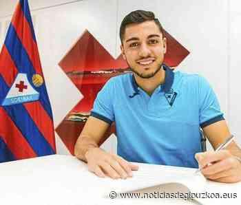 El lateral Rafa Soares ya es jugador del conjunto armero - Noticias de Gipuzkoa