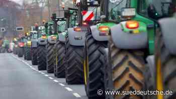 Agrar - Friedrichsdorf - Bauernverband warnt vor Ausweitung der Ökolandwirtschaft - Süddeutsche Zeitung