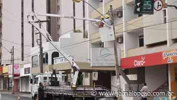 Prefeitura de Jatai desenvolve ações para economia de energia elétrica - Jornal Opção