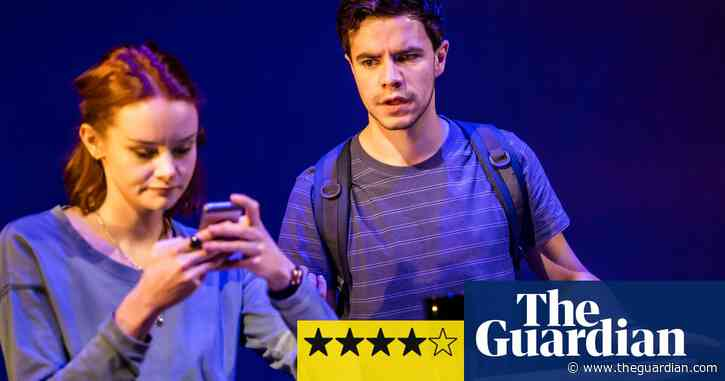 The Haystack review – brainy and brilliant GCHQ surveillance thriller