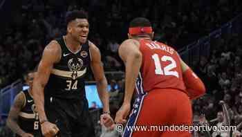 """El coloso Giannis ya tiene """"el mejor equipo de la NBA"""" - Mundo Deportivo"""