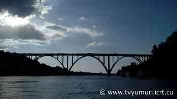 El coloso de hormigón sobre el río Canímar - icrt.cu
