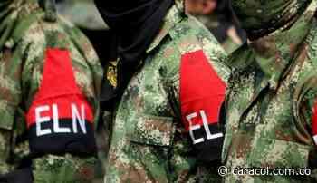 En Cubará, Boyacá el ELN instaló tres banderas - Caracol Radio