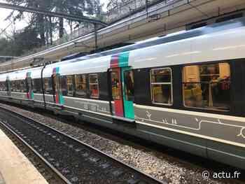 Seine-Saint-Denis. RER B : trafic interrompu entre Aulnay-sous-Bois et l'aéroport Charles-de-Gaulle - actu.fr