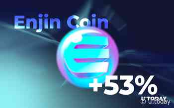 Enjin Coin (ENJ) Price Goes Ballistic on Microsoft Partnership, Surging 53 Percent - U.Today