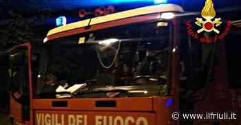 Fiamme nella notte, casa inagibile a Brugnera - Il Friuli