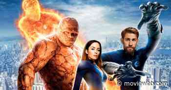 John Krasinski Would Love to Play Reed Richards in the MCU's Fantastic Four