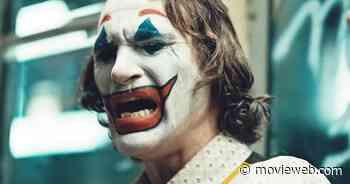 Joker Wins Most Dangerous Movie of the Year Award