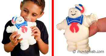 Ghostbusters Fans Can Now Eat the Stay Puft Marshmallow Man