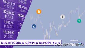 Bitcoin, Ethereum, XRP, IOTA & Co. heben ab: BTC Fundamentaldaten und Marktindikatoren sind bullish – Der CM Bitcoin & Altcoin Report KW 5 - CryptoMonday