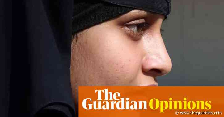 Shamima Begum is a product of Britain. She should face justice here | Aina Khan