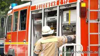 Brand in einer Biogasanlage in Teunz - Wochenblatt.de