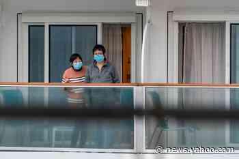 8 Americans On Princess Cruise Test Positive For Coronavirus Guam Bars Holland America Ship International Crime News Newslocker