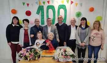 La inquera Mercedes Arjona cumple 100 años - Mallorca Confidencial