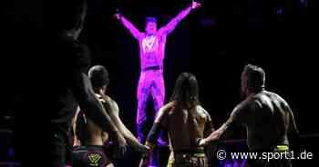 WWE NXT: Velveteen Dream kehrt zurück - Charlotte Flair attackiert - SPORT1