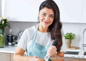 Sabrina Ghayour - have fun when cooking for Christmas | Recipes, restaurant reviews & celebrity chefs - Yorkshire Life