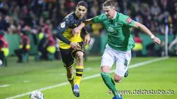 Werder Bremen-Noten gegen BVB: Leonardo Bittencourt überragend! | News - deichstube.de