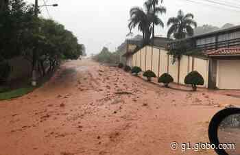 Chuva causa alagamentos em Poços de Caldas, Camanducaia e Espírito Santo do Dourado, MG - G1