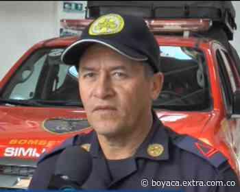 Incendio afectó hectáreas de pasto entre Carmen de Carupa y Simijaca - Extra Boyacá
