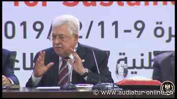 """Mahmoud Abbas wiederholt Verleumdung: """"Israel bringt Cannabis und Drogen"""" - Audiatur-Online"""