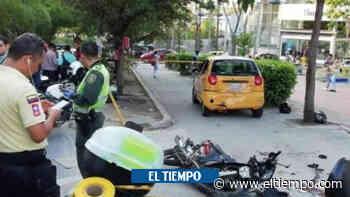 Reportan nuevo caso de víctima de atraco que le disparó a su asaltante - El Tiempo