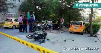 En Floridablanca, presunto fletero resultó herido luego de que la víctima reaccionara - Vanguardia
