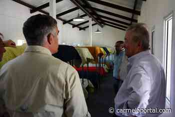 Inauguraron refugio transitorio en Colonia del Sacramento - Carmelo Portal
