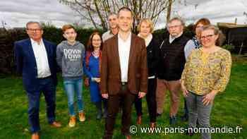 Municipales : Hervé Chollois porte la liste Franqueville autrement - Paris-Normandie